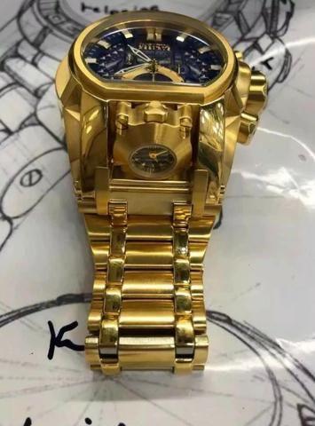 ed613f31165 Relógio Invicta Reserve Bolt Zeus Magnum 25209 - Bijouterias ...