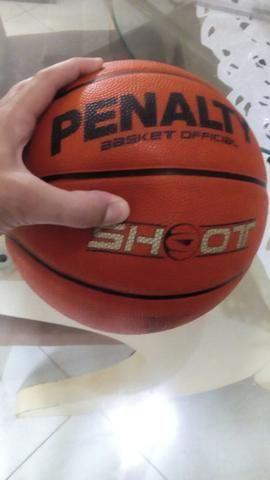 62d655149d Bola de basquete Penalty Shoot usada - Esportes e ginástica - Mal ...