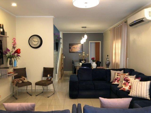 100% Mobiliado Cond. Dalva Toledo Casa Duplex 230m² c/ 04suítes no PQ das Laranjeiras