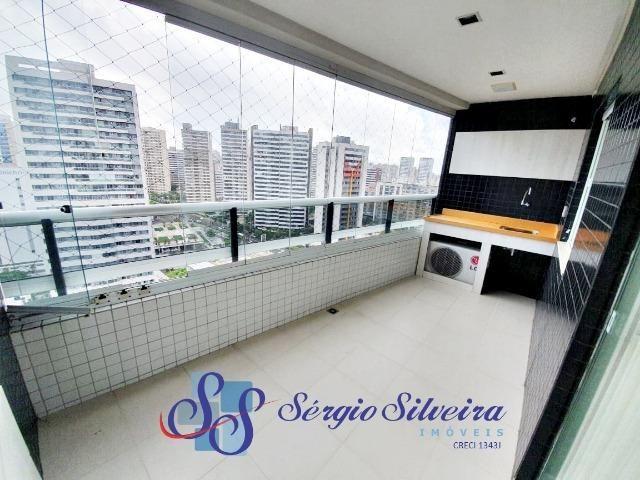 Nautilus Apartamento no Cocó alto padrão lazer completo com móveis projetados 4 suítes - Foto 4