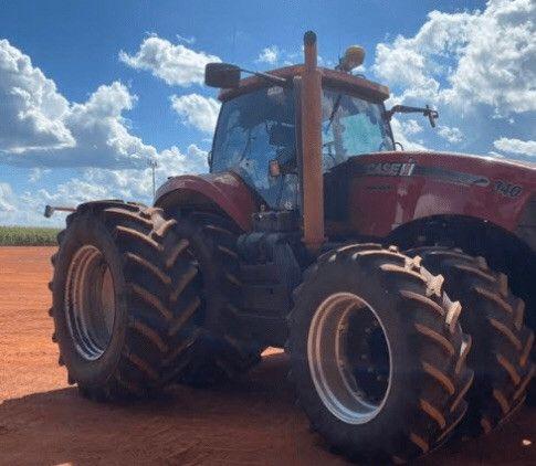 Trator case magnum 340 ano 2013 - Foto 3