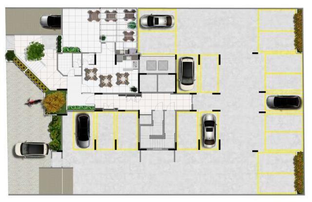 Residencial Real de Aragon - Apartamento com 2 quartos na Vila São Pedro - Santo André, SP - Foto 11