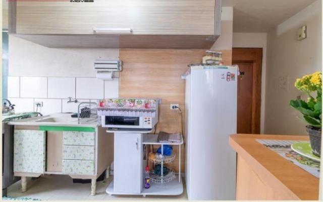 Apartamento à venda com 1 dormitórios em Alto boqueirão, Curitiba cod:LIV-8565 - Foto 8