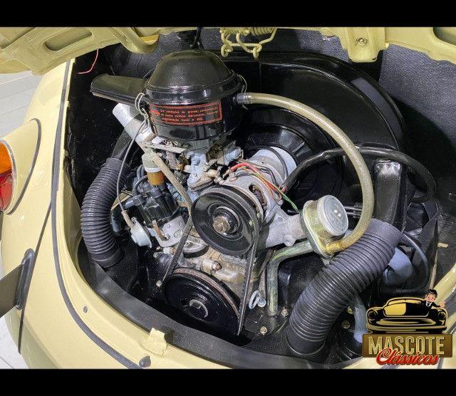 Fusca 1300 1974 *impecável*raridade*financio direto - Foto 16