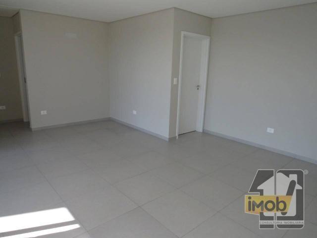Apartamento com 3 dormitórios para alugar, 101 m² por R$ 2.500,00/mês - Residencial Omoiru - Foto 5