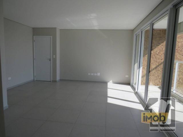 Apartamento com 3 dormitórios para alugar, 101 m² por R$ 2.500,00/mês - Residencial Omoiru - Foto 4
