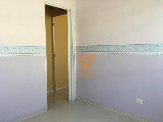 Res. Fazendinha | 2 Quartos | Vaga | 56 m² | Fazendinha - Foto 9