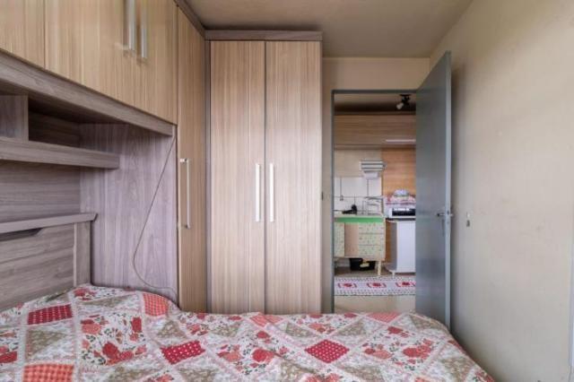 Apartamento à venda com 1 dormitórios em Alto boqueirão, Curitiba cod:LIV-8565 - Foto 6