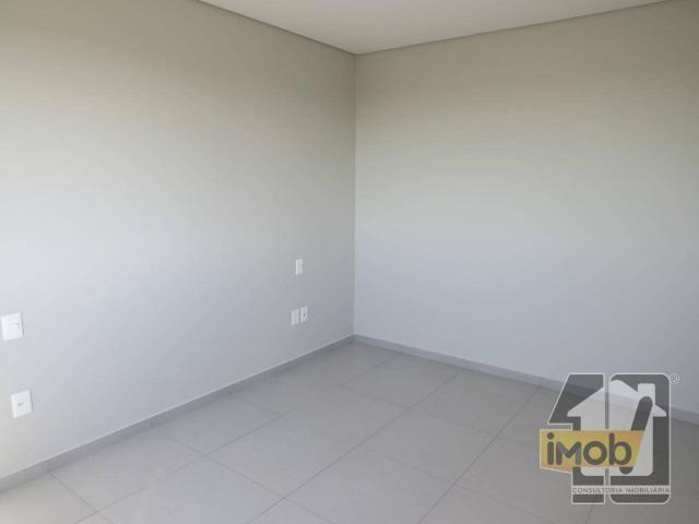 Apartamento com 3 dormitórios para alugar, 101 m² por R$ 2.500,00/mês - Residencial Omoiru - Foto 14