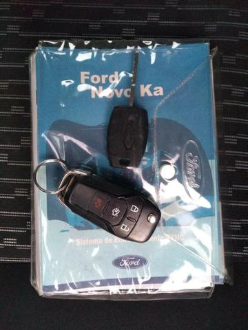 KA SE 1.0 Completo 2015 aceito troca $31.000,00 - Foto 15