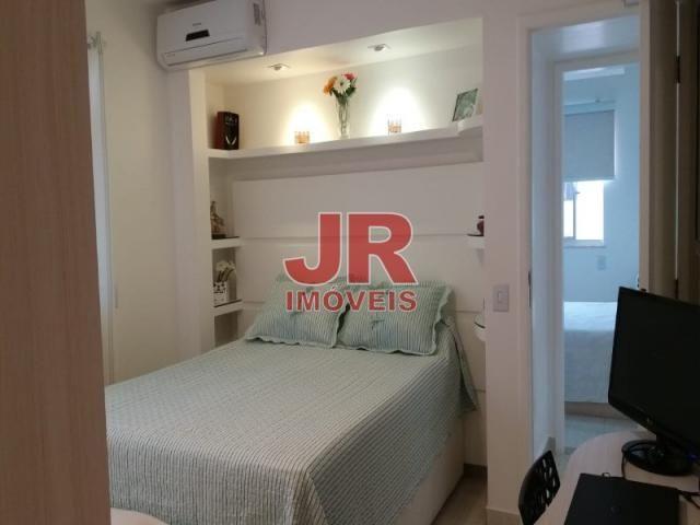 Apartamento 4 quartos, sala ampla, 2 suítes. Villa Nova - Cabo Frio-RJ - Foto 3