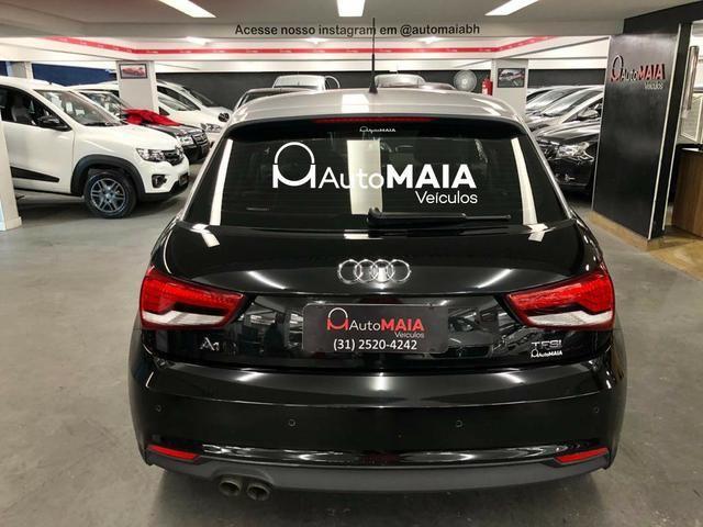 Audi A1 Sportback Attraction 1.4 TFSi com Bancos de Couro Top!!! - Foto 7