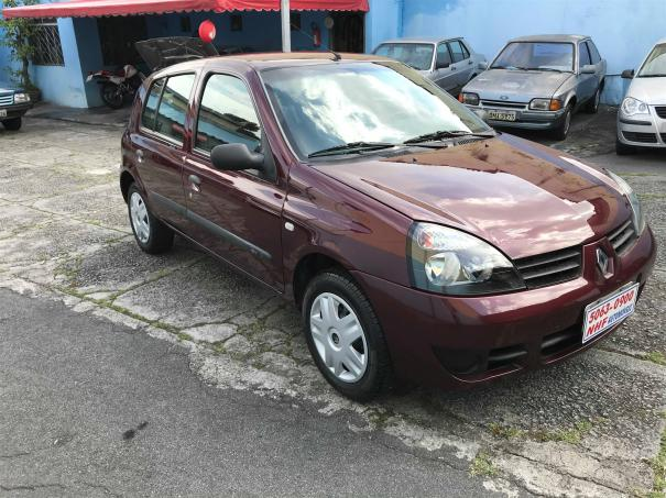 CLIO 2006/2006 1.0 AUTHENTIQUE 16V HI-FLEX 4P MANUAL - Foto 3