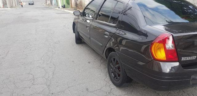 Clio Sedan 1.6 Completo Estudo Trocas - Foto 4
