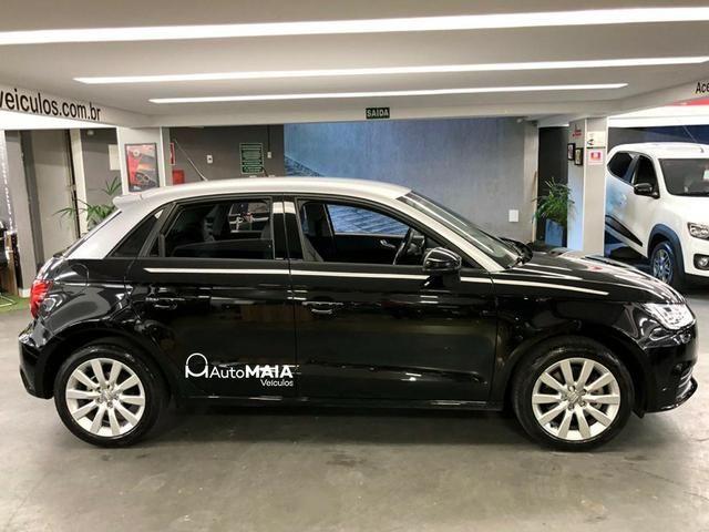 Audi A1 Sportback Attraction 1.4 TFSi com Bancos de Couro Top!!! - Foto 6
