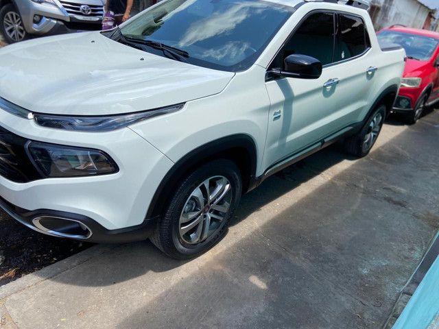 Fiat toro Vulcano 2018