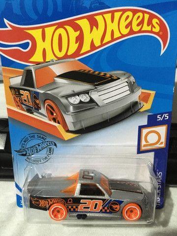 Hot Wheels - Circle Trucker - T-hunt - Item De Colecionador - Foto 2