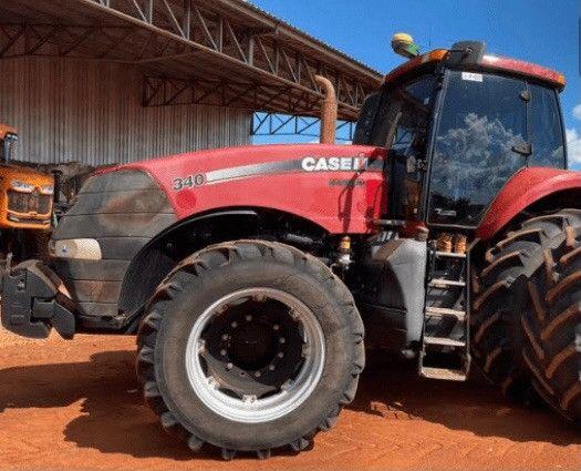 Trator case magnum 340 ano 2013 - Foto 6