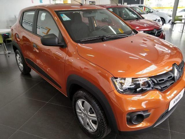 Nv Renault Kwid Zen 1.0 12v sce Flex 20/21