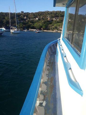 Traineira de mergulho, passeio ou pesca - Foto 2
