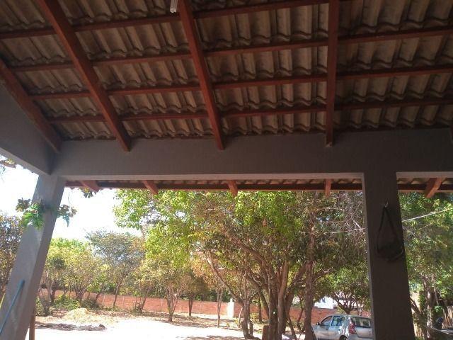 Chácara na Beira do Lago! 14 km de Palmas! Praia de Águas Cristalinas! - Foto 11