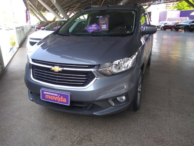 Chevrolet Spin Premier 1.8 8V Econo.Flex 5p Aut
