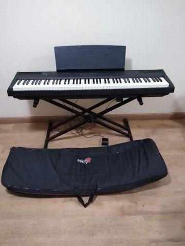 Piano Digital YAMAHA p105 88 teclas - Foto 3