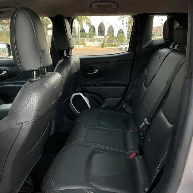 Jeep Renegade 2019 Longitude Top d linha ( Vendo a vista ou Financiado ) AC,troca - Foto 10