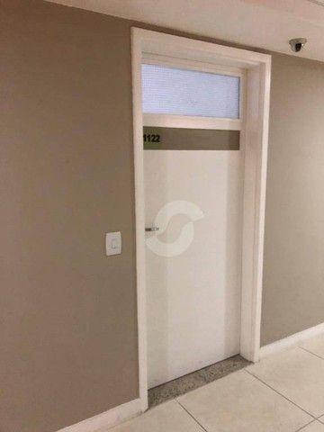 Sala para alugar, 26 m² por R$ 1.000,00/mês - Centro - Niterói/RJ - Foto 9