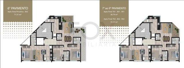 Apartamento à venda com 3 dormitórios em Santo agostinho, Belo horizonte cod:19509 - Foto 13