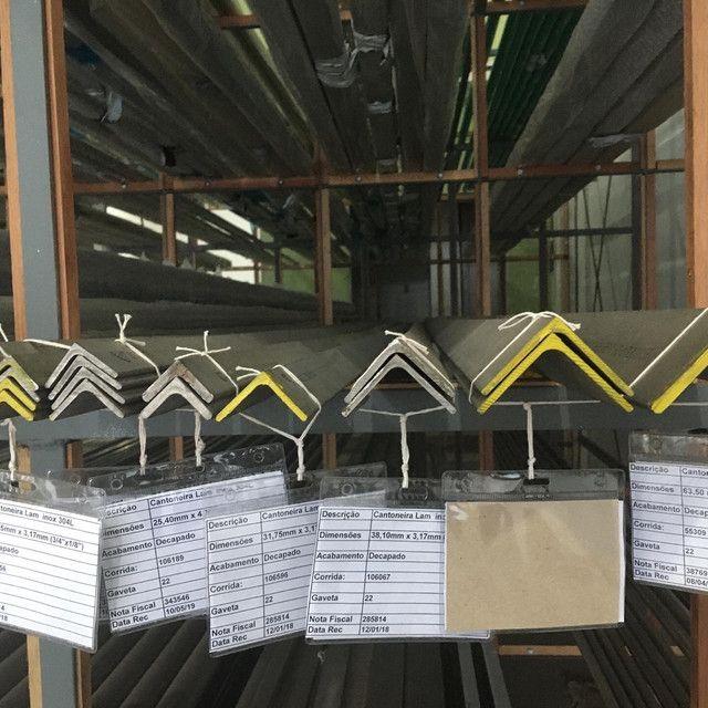 Chapas, barras, tubos de aço inox  - Foto 4