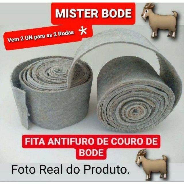 Fita Anti Furo De Couro (mister Bode) Para Mtb/Speed Aro 29/26 - Foto 3