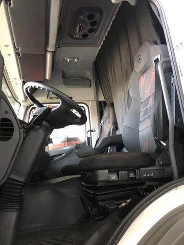 Mercedes-Benz Axor 2544 ano 2018 - Foto 3