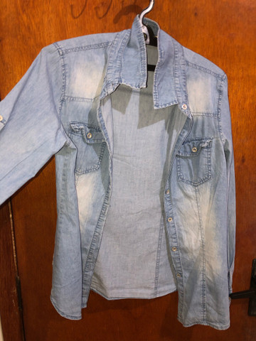 CAMISA TIPO JEANS  - Foto 3