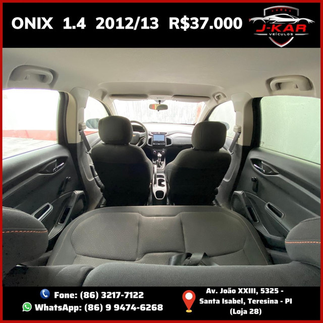 Onix LT 1.4  - Foto 12