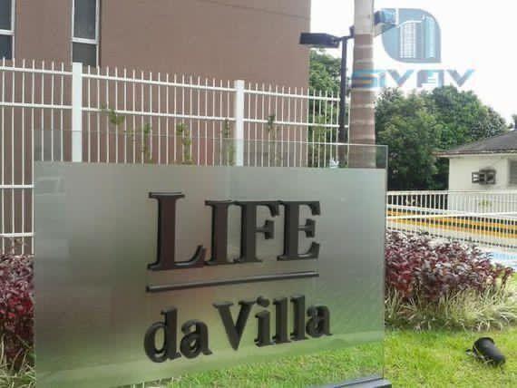 Apartamento com três dormitórios sendo um suíte Life da Vila - Foto 5