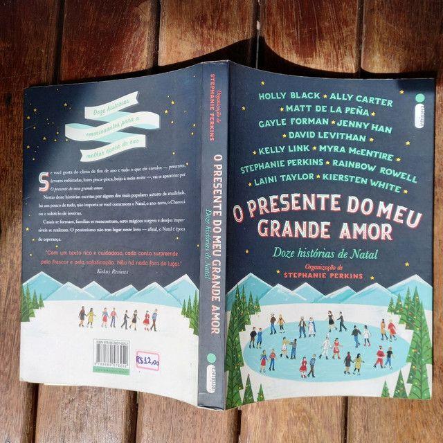 3 livros pelo preço de 2, 2 Romances e 1 de aventura - Foto 5