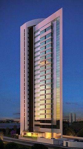 Apartamento para venda possui 269 metros quadrados com 4 suítes no Pina - Recife - PE