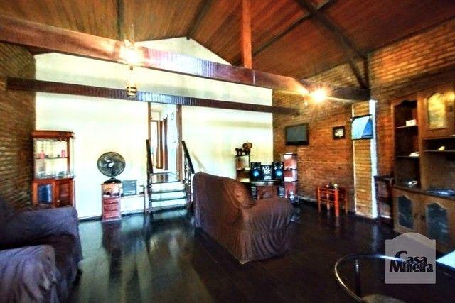 Casa à venda com 3 dormitórios em Alípio de melo, Belo horizonte cod:337629