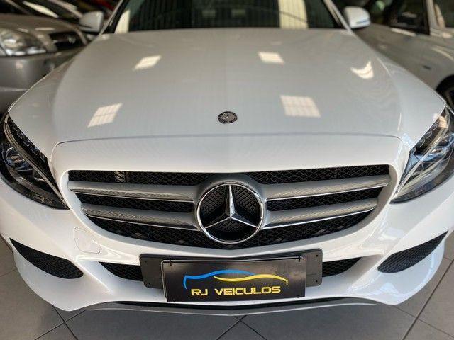 Mercedes-Benz C-180 1.6 TB 2016 Único Dono! - Foto 16