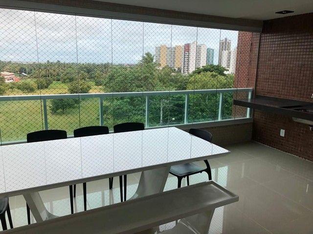 Apartamento Lindíssimo!! Varanda c/Móveis lindos!!