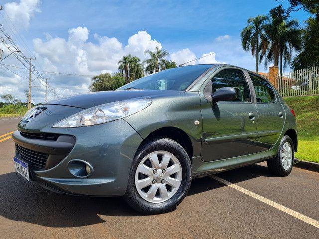 Peugeot 207 1.4 top de linha   - Foto 5
