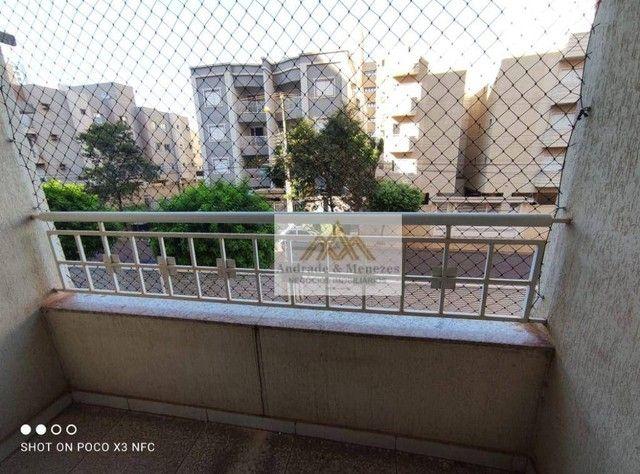 Apartamento com 1 dormitório para alugar, 44 m² por R$ 1.000,00/mês - Nova Aliança - Ribei - Foto 5