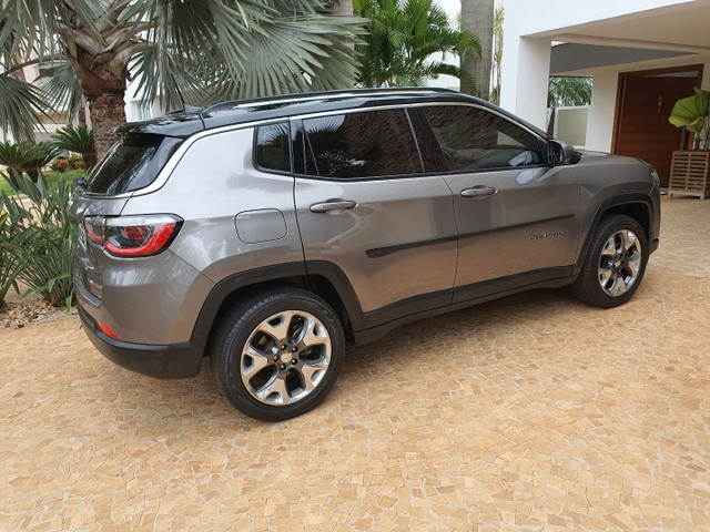 Jeep Compass Limited 17/17 - Foto 3