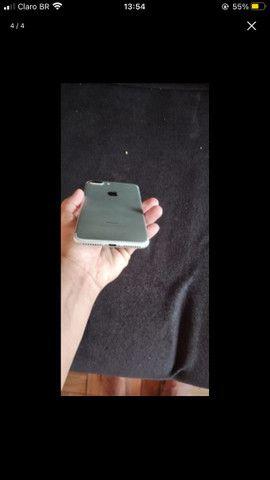 VENDO IPHONE 7plus novo ainda R$2.000 - Foto 3