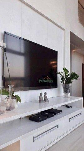 Apartamento com 4 dormitórios à venda, 180 m² por R$ 2.000.000 - Barro Vermelho - Vitória/ - Foto 7