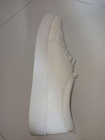 Sapato feminino Novo - Couro legítimo - Foto 2