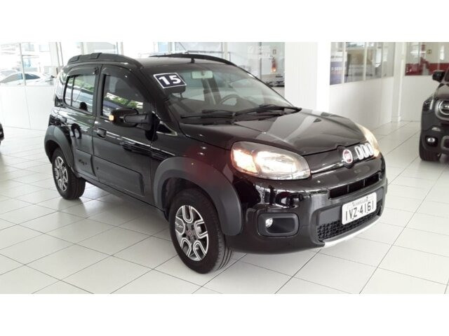 Fiat Uno Way 1.4 8V (Flex) 4p 2015 - Foto 2