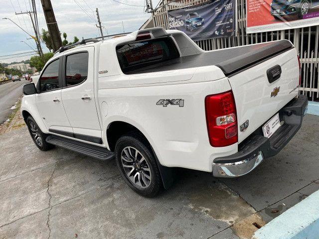 S10 High Country 2018 diesel 4x4 top de linha aceito financiamento e carro de entrada - Foto 3