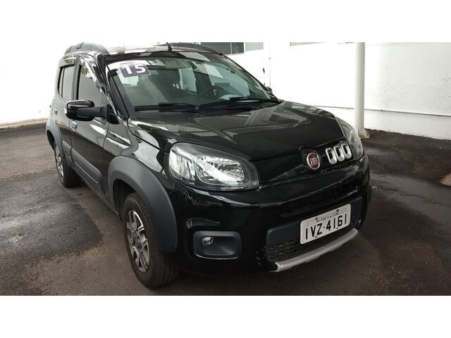 Fiat Uno Way 1.4 8V (Flex) 4p 2015 - Foto 7